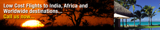 Special offers and Cheap Tickets to Africa